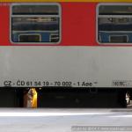 Aee 142, 61 54 19-70 002-1, DKV Plzeň, snížení rychlosti na 140 kmh, Praha hl.n., 02.10.2014