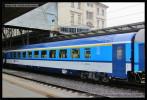 Ampz 143, 73 54 10-91 010-4, DKV Praha, Šachový vlak 2013, Praha hl.n., 11.10.2013