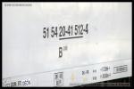 B 249, 51 54 20-41 512-4, DKV Praha, Praha hl.n., 21.08.2013