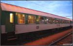 B 249, 51 54 20-41 831-8, DKV Olomouc, R 744 Bohumín-Brno, 11.03.2011, pohled na vůz