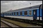 B 256, 50 54 20-41 290-8, DKV Olomouc, 04.03.2014, Olomouc, pohled na vůz
