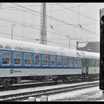 B 256, 50 54 20-41 304-7, DKV Olomouc, 31.03.2013, Olomouc Hl.n., pohled na vůz