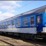 B 256, 50 54 20-41 307-0, DKV Olomouc, Praha Smíchov, 06.03.2011, pohled na vůz