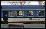 B 256, 50 54 20-41 318-7, DKV Praha, 08.12.2012, Kolín, část vozu