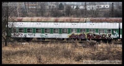 B 256, 50 54 20-41 319-5, DKV Olomouc, 02.12.2012, Čes. Třebová, pohled na vůz