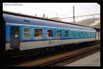 B 256, 50 54 20-41 534-9, DKV Praha, Ústí n.L., Os 6807, 18.40.2012