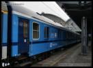 BDs 450, 50 54 82-40 001-5, DKV Olomouc, Praha Hl.n, 17.01.2013, pohled na vůz