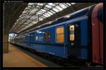 BDs 450, 50 54 82-40 002-3, DKV Olomouc, R 678 Praha-Brno, 22.11.2012, pohledna vůz