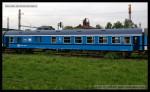 BDs 450, 50 54 82-40 006-4, DKV Olomouc, 12.05.2013, Bohumín, pohled na vůz