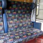 BDs 450, 50 54 82-40 144-3, DKV Plzeň, Plzeň hl.n., 03.09.2014, sedadla