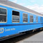 BDs 450, 50 54 82-40 145-0, DKV Plzeň, Plzeň hl.n., 27.7.2015, část vozu