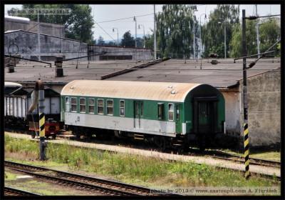 BDs 450, 50 54 82-40 181-5, DKV Plzeň, depo Čes. Budějovice, 27.06.2012