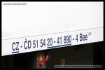 Bee 243, 51 54 20-41 890-4, DKV Plzeň, Sv 1306, Praha hl.n., 04.11.2013