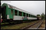Bg 260, 50 54 20-41 013-4, DKV Plzeň, 22.09.2012, Čes. Třebová, pohled na vůz