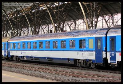Bmz 241, 73 54 21-91 030-9, DKV Praha, Praha hl.n., 01.10.2013
