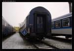 Bc 833, 51 54 59-80 161-6, DKV Praha, Praha ONJ, 06.12.2012, čelo vozu