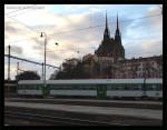 Bdmtee 281, 50 54 22-44 204-4, DKV Brno, 15.01.2012, pohled na vůz