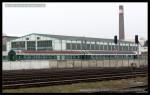 Bdt 279, 50 54 21-08 026 a 036, v areálu KOS Krnov, reko. na Bdtee276, 04.03.2014