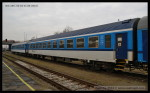 Bdt 280, 50 54 21-08 345-0, DKV Olomouc, 04.03.2014, pohled na vůz