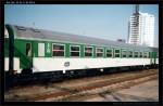 Bdt 280, 50 54 21-08 390-6, DKV Ostrava,pohled na vůz, Olomouc hl.n., scan starší fotografie