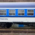Bdtee 286, 50 54 20-19 344-1, DKV Olomouc, v areálu KOS Krnov, 4.3.2014