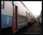 Bmto 292, 50 54 26-18 144-0, DKV Praha, pohled na vůz, Praha ONJ, 15.10.2012