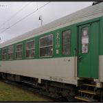 Bp 282, 50 54 21-08 461-5, DKV Plzeň, R 660 Brno-Plzeň, 15.01.2011, pohled na vůz