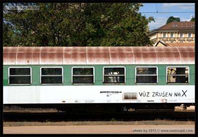 Bt 278, 50 54 21-19 163-4, DKV Olomouc, Brno hl.n., 13.05.2012