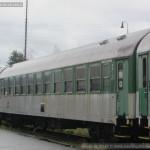 Bt 283, 50 54 21-19 105-5, DKV Plzeň, v deponii, Domažlice, 31.3.2015