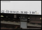 Bt 283, 50 54 21-19 149-3, DKV Olomouc, Olomouc filiálka, 25.08.2013