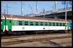 Bt 283, 50 54 21-19 518-9, DKV Plzeň, Plzeň Hl.n., 10.09.2012