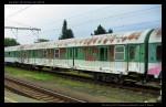 Ds 952, 50 54 95-40 035-8, DKV Praha, 19.09.2012, pohled na vůz