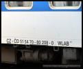 WLAB 822, 51 54 70-80 208-0, DKV Praha, Praha hl.n., 01.10.2013, označení