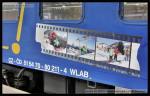 WLAB 822, 51 54 70-80 211-4, DKV Praha, polep II, Praha hl.n., 09.04.2013