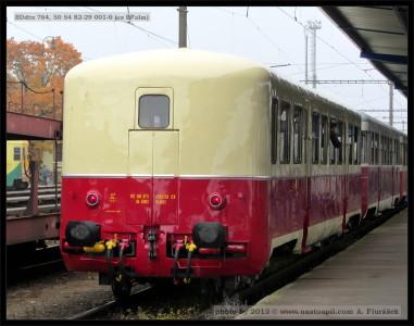BDdtx 764, 50 54 82-29 001-0, pův. BFalm 5-9997, Lysá nad Labem, 12.10.2013