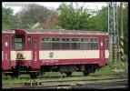 BDtax 782, 50 54 93-29 032-2, DKV Olomouc, špatně označen jako Btax, Valašské Mezíříčí, 28.04.2014, pohled na vůz
