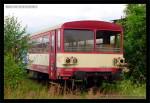 BDtax 782, 50 54 93-29 062-9, DKV Plzeň, depo Veselí n.Luž., 17.07.2012, čelo vozu