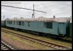 80 54 89-29 109-2, obytný vůz pracovní jednotky, Praha-Běchovice, 17.05.2013