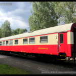 BRn 790, 50 54 85-29 001-7, pův. 055 001-2, DHV Lužná u Rakovníka, 30.8.2014