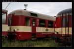 Bmx 765, 50 54 20-29 108-8, DKV Olomouc, 22.09.2012, Čes. Třebová, část vozu