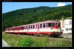 Btx 021 053-4, DKV Brno, Vlár.Průsmyk, 26.08.2007, pohled na vůz
