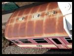 Btx 763, 50 54 28-29 047-0, DKV Brno, střecha vozu, Znojmo, 22.09.2012