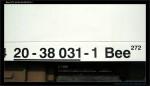 Bee 272, 50 54 20-38 031-1, DKV Olomouc, 02.08.2012