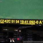 Aa, 51 54 19-41 092-0 KŽC, označení A149, Česká Kamenice, 18.6.2016