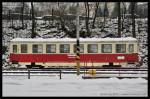 Balmú 635, JHMD, Jindřichův Hradec, 23.12.2012, pohled na vůz