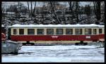 Balmú 638, JHMD, Jindřichův Hradec, 23.12.2012, pohled na vůz