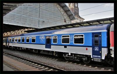Bbdgmee 236, 61 54 84-71 008-4, DKV Olomouc, Praha hl.n., 02.01.2013