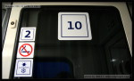 Bbdgmee 236, 61 54 84-71 014-5, DKV Praha, Ex 270 Budapest-Brno, 16.08.2013, oddílové dveře