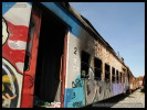 451 008-7, po požáru, Praha, depo Libeň, 04.07.2014 , dveře