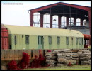 80 54 29-00 061-7, Nářaďový vůz, pův. Dsa 50 54 95-40 011-8, Nymburk, areál DPOV Nymburk, 12.10.2013, pohled na vůz